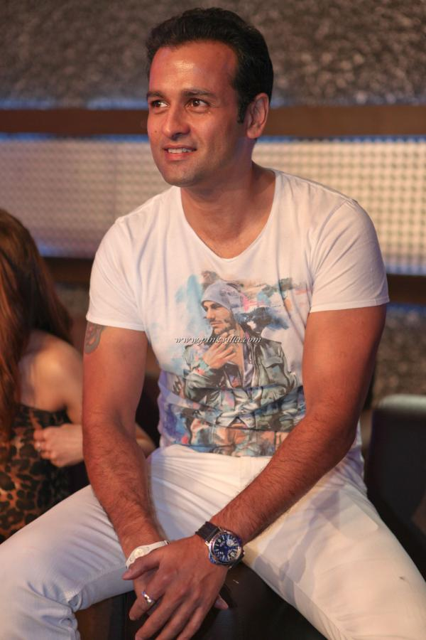 Actor Rohit Roy